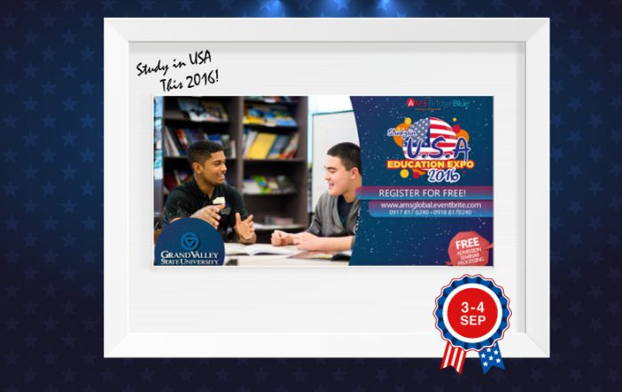 STUDY IN USA THIS 2016!