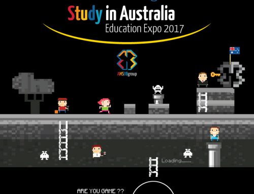 UNLOCK SUCCESS. STUDY IN AUSTRALIA!