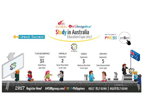 Attend the Study in Australia Expo and Unlock your Success this 2017