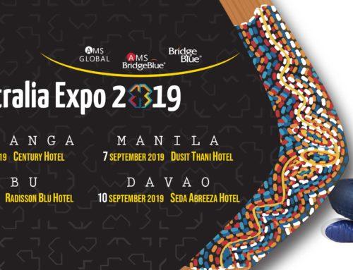 Study in Australia Expo 2019 in the Philippines